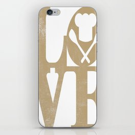 Baking Lover iPhone Skin