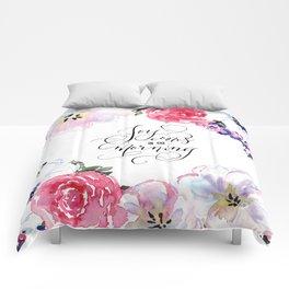 Joy - Psalm 30:5 Comforters