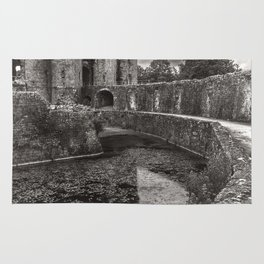 The Castle Moat Rug