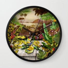 View Wall Clock
