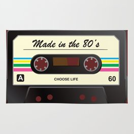 Made in the 80's Rug