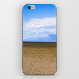 Mablethorpe Beach. iPhone Skin