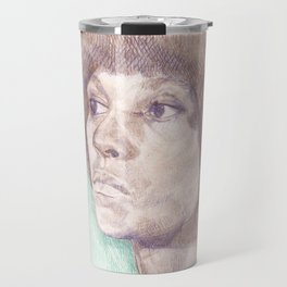 Angela Davis Travel Mug