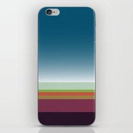 Santa Monica Horizon iPhone Skin