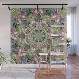 Abstract Flower AA YY Q Wall Mural
