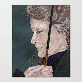 McGonagall Canvas Print