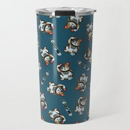 Maneki Neko Marron Travel Mug
