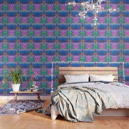 Kamana II (Ultraviolet) (abstract, psychedelic, psyart) Wallpaper