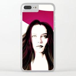 Drusilla Clear iPhone Case
