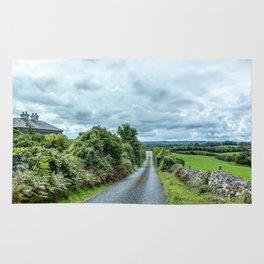 The Rising Road, Ireland Rug