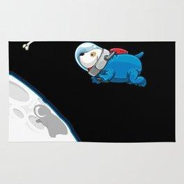 Space Bone Seeker Rug
