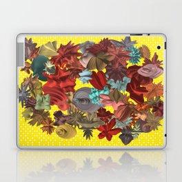 Harmonic Flowers Laptop & iPad Skin