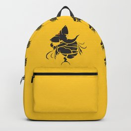 Lord Ganesha Mool Mantra Backpack