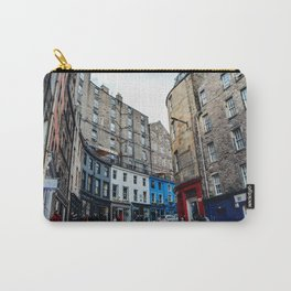 Old Town Edinburgh Carry-All Pouch
