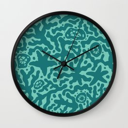 COR\L Wall Clock