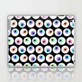 Lovely Sparkly Rainbow Eyeballs Laptop & iPad Skin