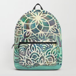 Mandala Mermaid Oceana Backpack