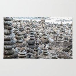 Balancing Rocks Rug