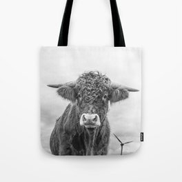 Size Is Relative Tote Bag
