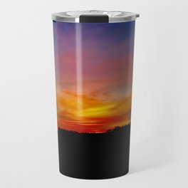Atardecer Travel Mug