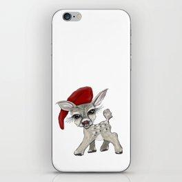 Little Rudolf iPhone Skin