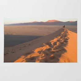 First Light on Dune 45 Rug