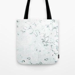 Marble Elegance Tote Bag