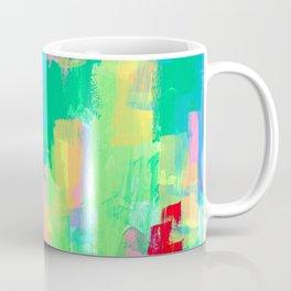 Abstract Painting Modern Acrylic Art - Just Have Fun no.0 Coffee Mug