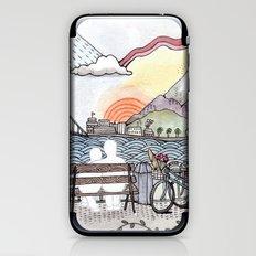 You and Me iPhone & iPod Skin