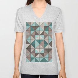 Triangle №1 Unisex V-Neck