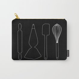 Baker Baking Tools -  Black Carry-All Pouch