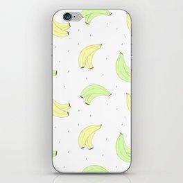 Plátano de Canarias iPhone Skin