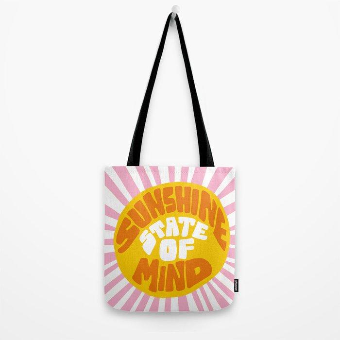 Sunshine Vibes Tote Bag