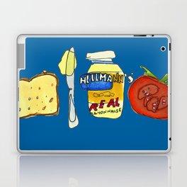 Harriet the Spy Sandwich Laptop & iPad Skin