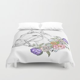 Just for show Duvet Cover