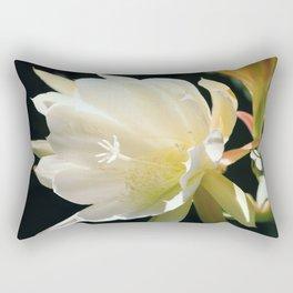 flower Königin der Nacht Rectangular Pillow