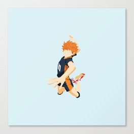 The Little Giant Canvas Print