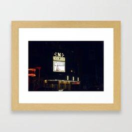 Newsies Framed Art Print