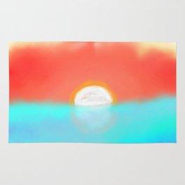 Blazing Sun Rug