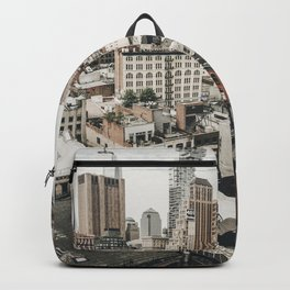 New York City View Backpack