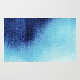 BLUR / frost Rug