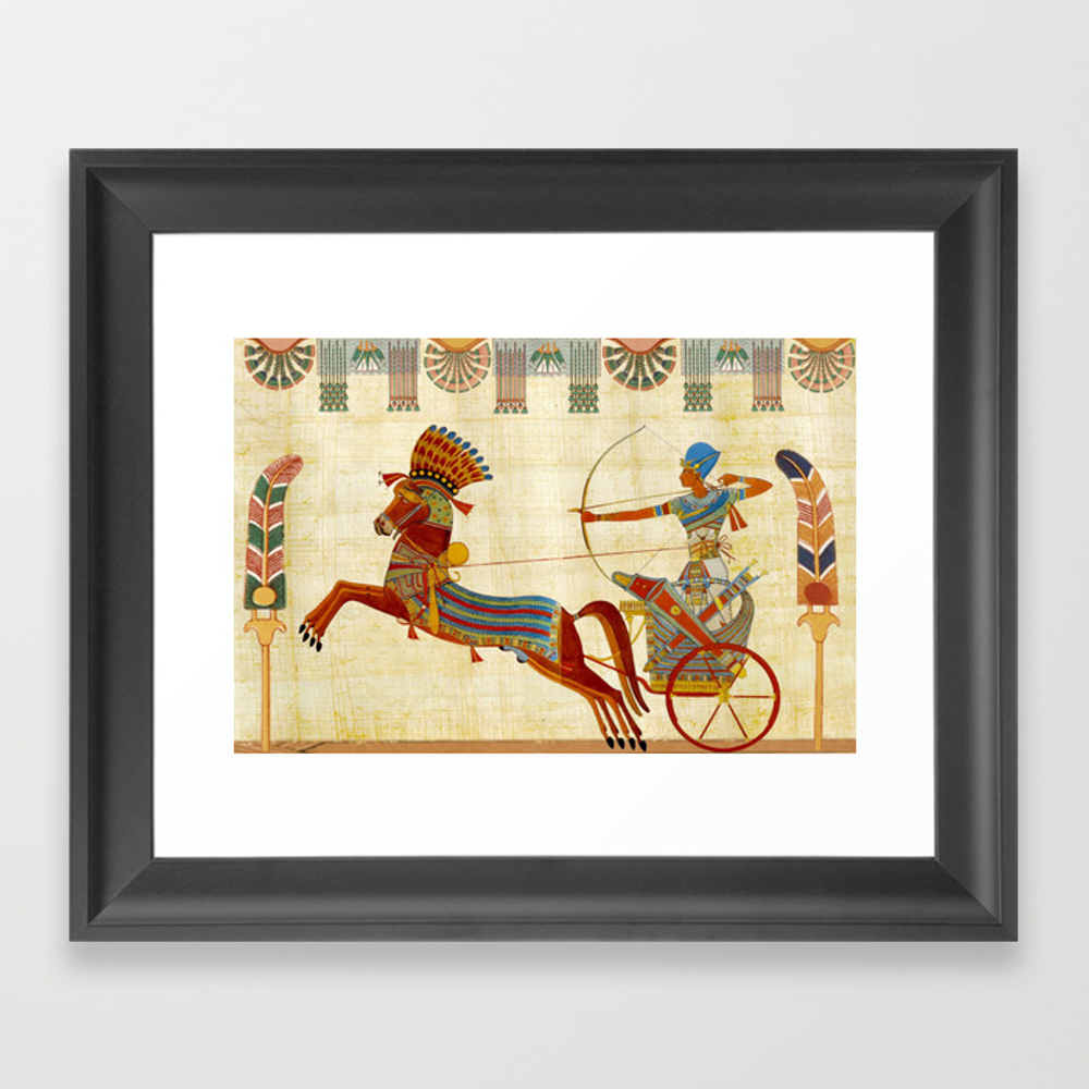 Compare Egyptian Pharaoh Canvas Wall Art Miscellaneous prices and ...