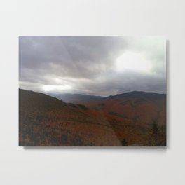 At least I have the weather - Vermount Metal Print
