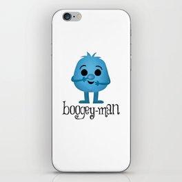 Boogey-man iPhone Skin