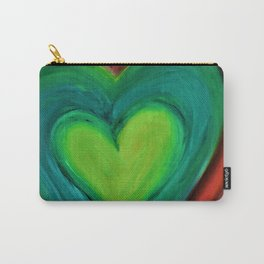 KIND HEART Carry-All Pouch