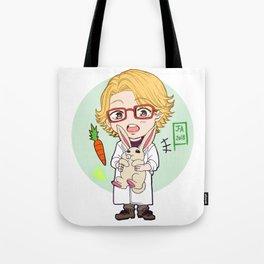 Mystic Messenger - Yoosung chibi Tote Bag