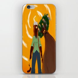 Not real iPhone Skin