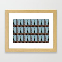 Pure Milk Montreal Framed Art Print