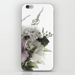 for the love of flowers 1 iPhone Skin