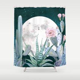 Desert Nights by Nature Magick Shower Curtain